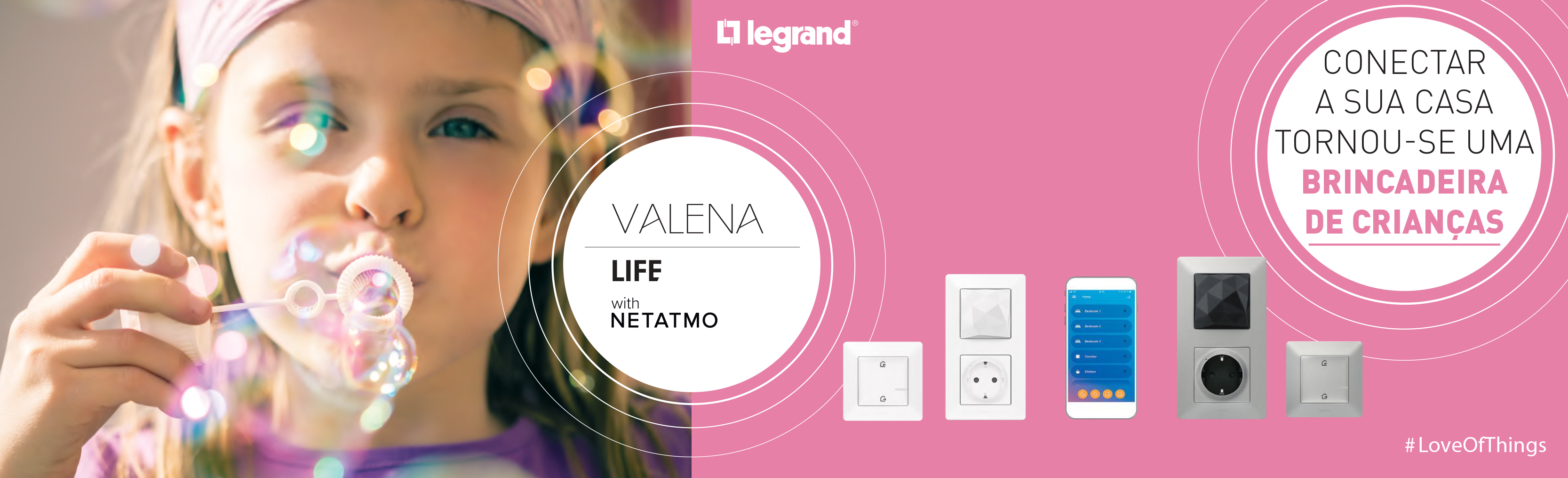 Valena Life with Netatmo