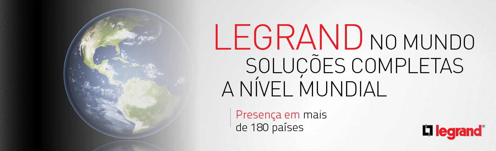 Legrand no Mundo