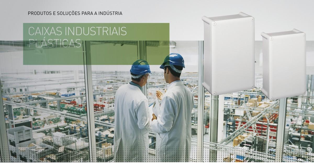 Caixas Industriais