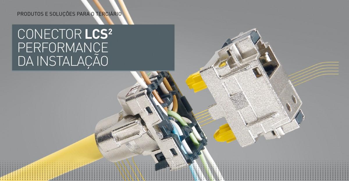 Conector LCS², performance da instalação