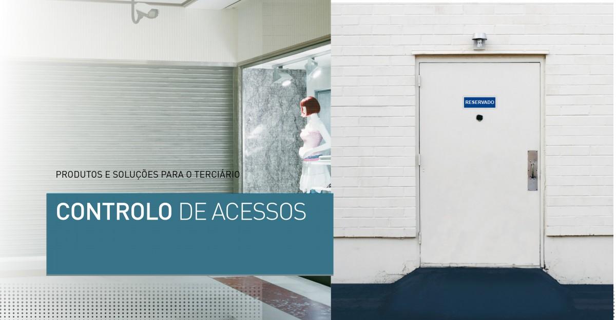 Controlo de acessos